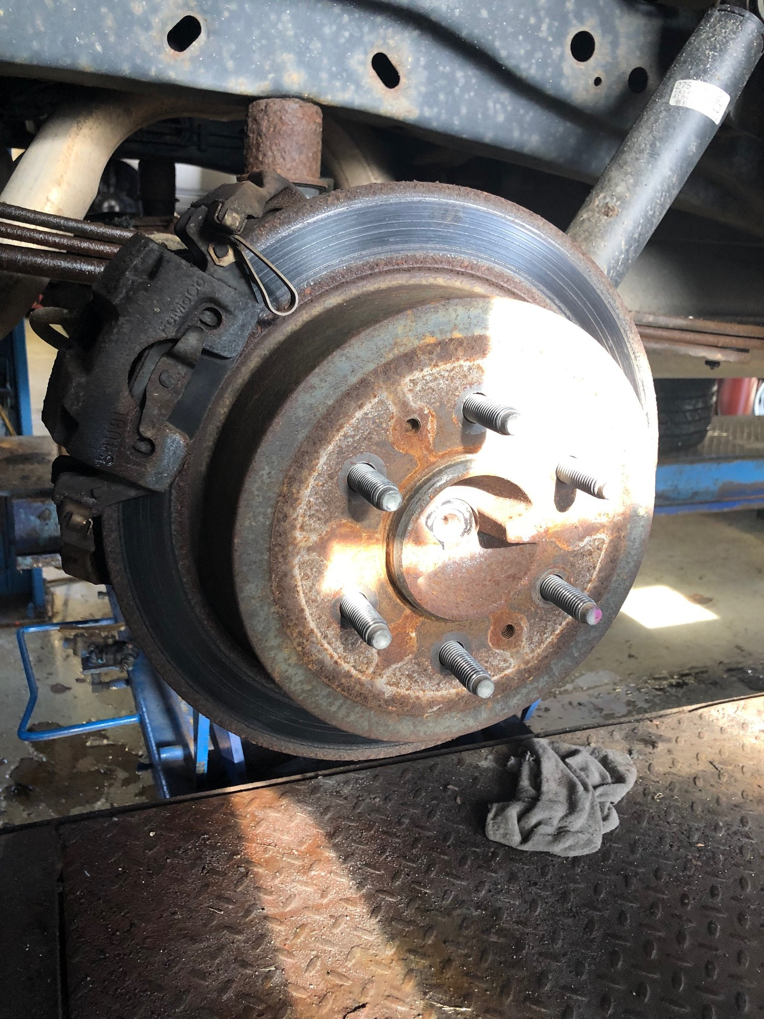 BRAKES AND ALIGNMENT- GOOGLE POST